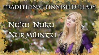 Priscilla Hernandez - Nuku Nuku Nurmilintu (Ancient Traditional Finnish Folk Lullaby)