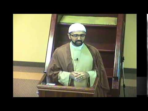 August 27th, 2015 - Wiladat of Imam Ali al-Ridha (AS) | Sheikh Asad Dharsi