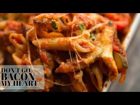 Easy Cheesy Veggie Pasta Bake