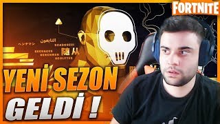 YENİ 12.SEZON GELDİ ! FORTNITE BATTLE ROYALE (NEW EVENTLER)