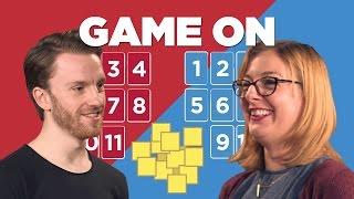 Weighted War - Steven Bridges vs Hannah Nicklin - Game On 1x04