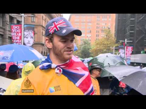 Anti-Islam Rallies Held Across Australia