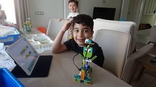 Gambar cover Smart Bee-2 ( Görkem) Antalya Robotik ve Kodlama Lego Wedo 2.0