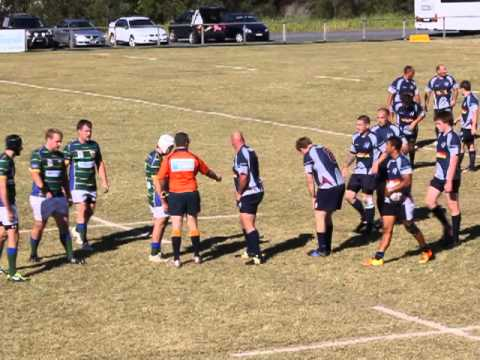 University of the Sunshine Coast Reserve Grade V Fraser Coast 05-05-2013