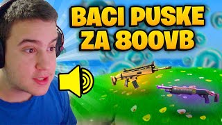 24H KONTROLISEM DRUGU GAME U FORTNITE!