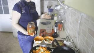 Супер рецепт приготовления кабачковой икры зимой без консервантов!!!!1