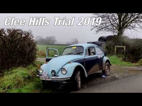 Clee Hills Trial 2019