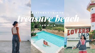 BIRTHDAY TRIP TO TREASURE BEACH, JAMAICA (Pelican Bar, YS Falls, Lovers Leap, Black River & more!!)