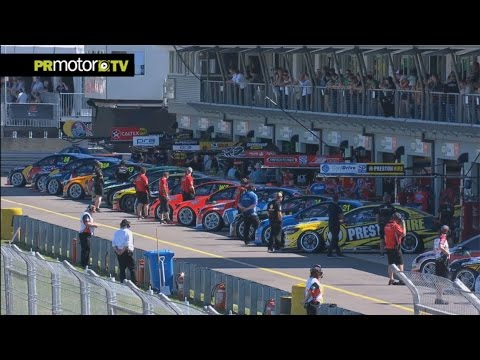 V8 Supercars 2016 Highlights - Qualifying & Race 14 Townsville - Complete Material by PRMotor TV