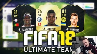 Fifa 18: das beste start team ???????? (cheap starter squad)