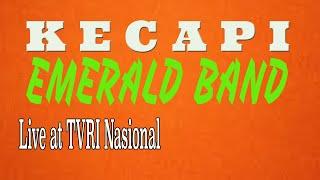 Emerald band  - Kecapi - live at studio