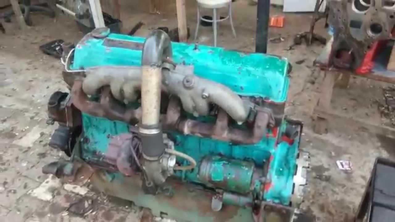91 ford 6.6 diesel