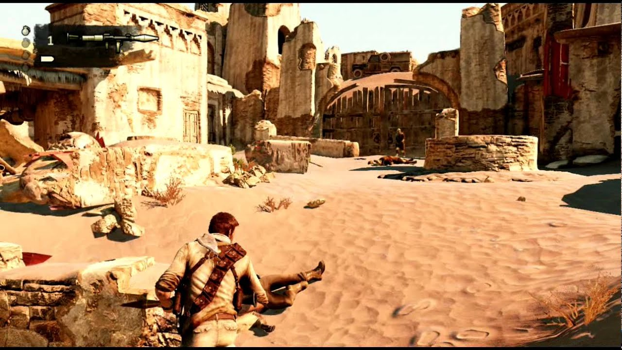 uncharted 3 download