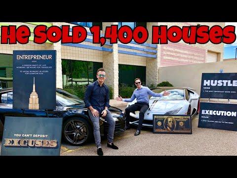 How Cody Sperber flipped over 1,400 houses... His Story.