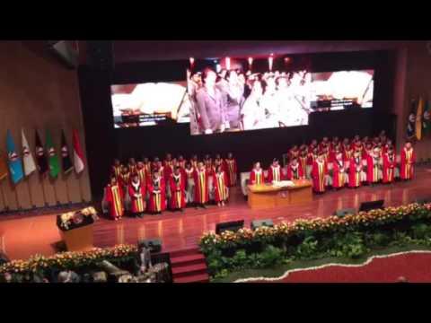 UPH Hymne by UPH Choir