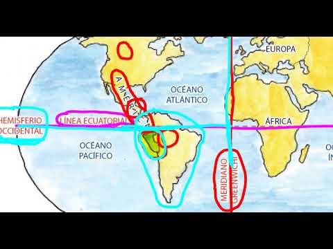 Peru Localizacion Geografica Youtube