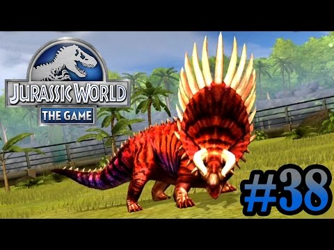 Ceratopsian Team Battle Arenas!! | Jurassic World - The Game | #38
