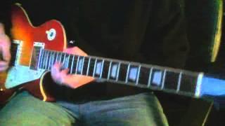 Stone Temple Pilots - Crackerman (guitar cover)