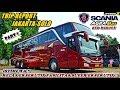 Download TRIP - TERMEWAH DI JALURNYA !! BISA ANGKUT MOTOR. JAKARTA-SOLO NAIK AGRA MAS SCANIA K410 [PART 1]
