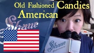 Emmy Eats More Old Fashioned American Candy: Shane Confectionery