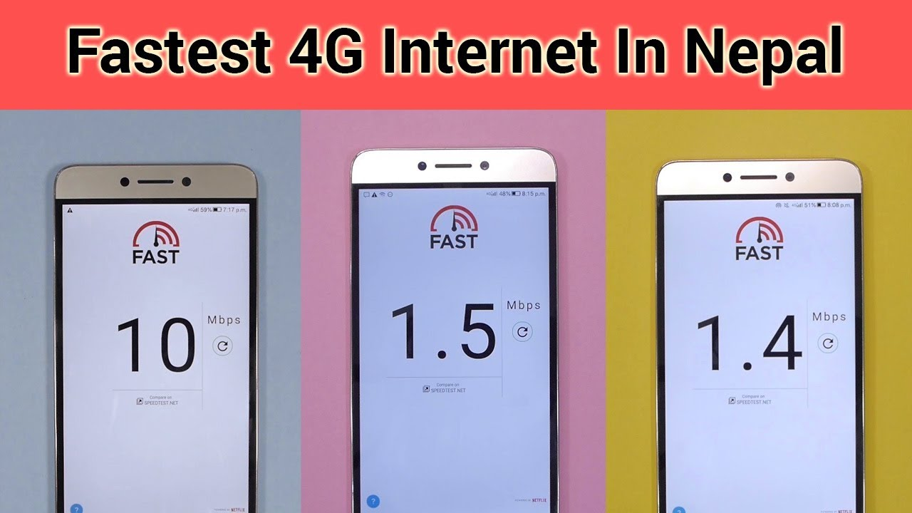 4G Service Comparison | Ncell vs NTC vs Smartcell - Gadgets