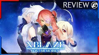 XBlaze Lost: Memories Review