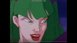 Darkstalkers Cartoon vs Anime