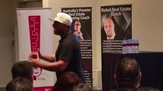 """Eric Thomas Australia - """"Grind Every Day & No One will catch you"""""""