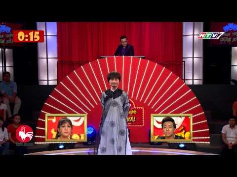 [Thách Thức Danh Hài] Chippy Nguyễn Thanh Loan trổ tài giả giọng 18 vùng miền cực hay!