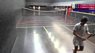 2015 Ladies World Championships Doubles Final