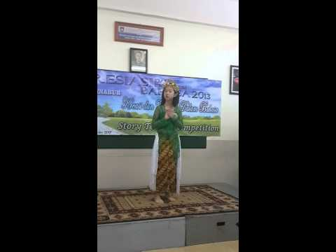 Nyi Roro Kidul - Story Telling Competition (Legend and Fairy Tales)