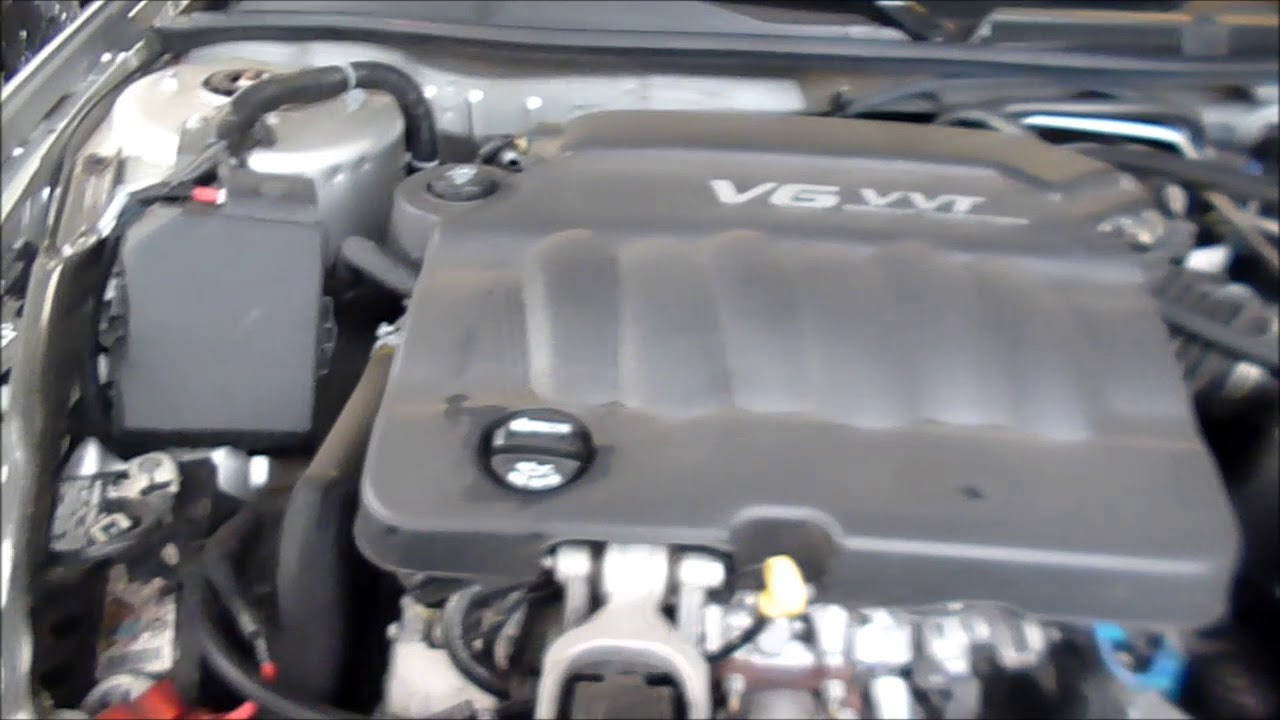 chevrolet impala fuse box and obd2 hook up locations [ 1280 x 720 Pixel ]