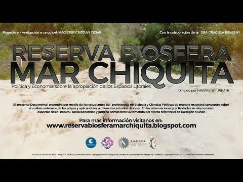 Reserva Biosfera: Mar Chiquita, Buenos Aires. Argentina. (Documental Versión Web)