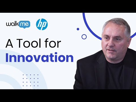 How HP Uses WalkMe to Onboard their Customers