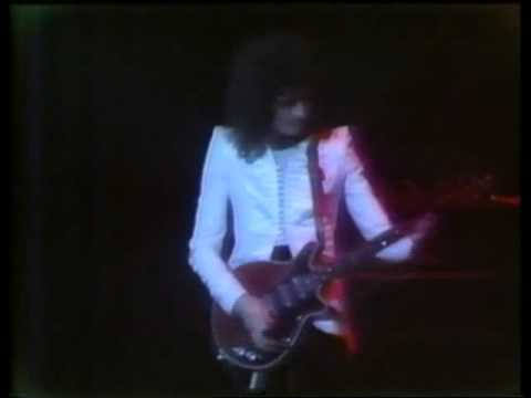 Queen-White Man-The Prophets Song Live In Houston 1977