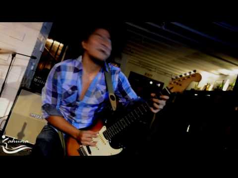 Sisa - Rock and Roll (Led Zeppelin cover) Live @ Kahuna Makati!
