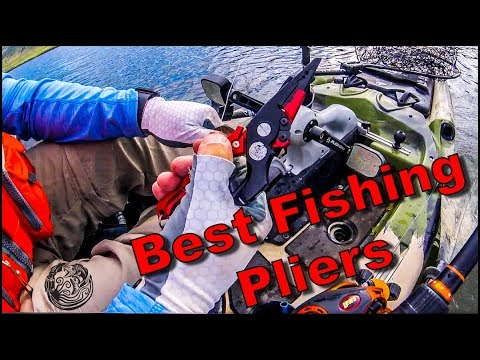 The BEST Fishing Pliers | Kraken Bass Plier Review