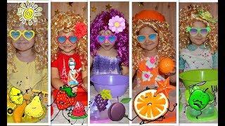 Учим цвета на английском и русском языке/Английский для детей/learn the colours