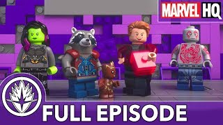 LEGO Guardians Take on Thanos! | Marvel LEGO: The Thanos Threat (ALL EPISODES)