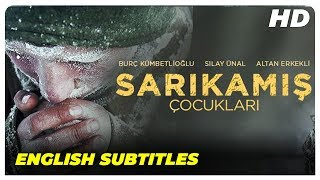 Journey To War (Sarıkamış Çocukları)   Turkish Full Movie (English Subtitles)