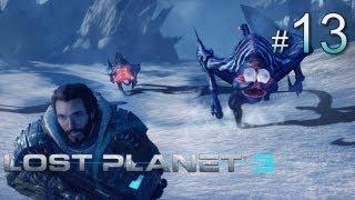 Lost Planet 3 прохождение с Карном. Часть 13
