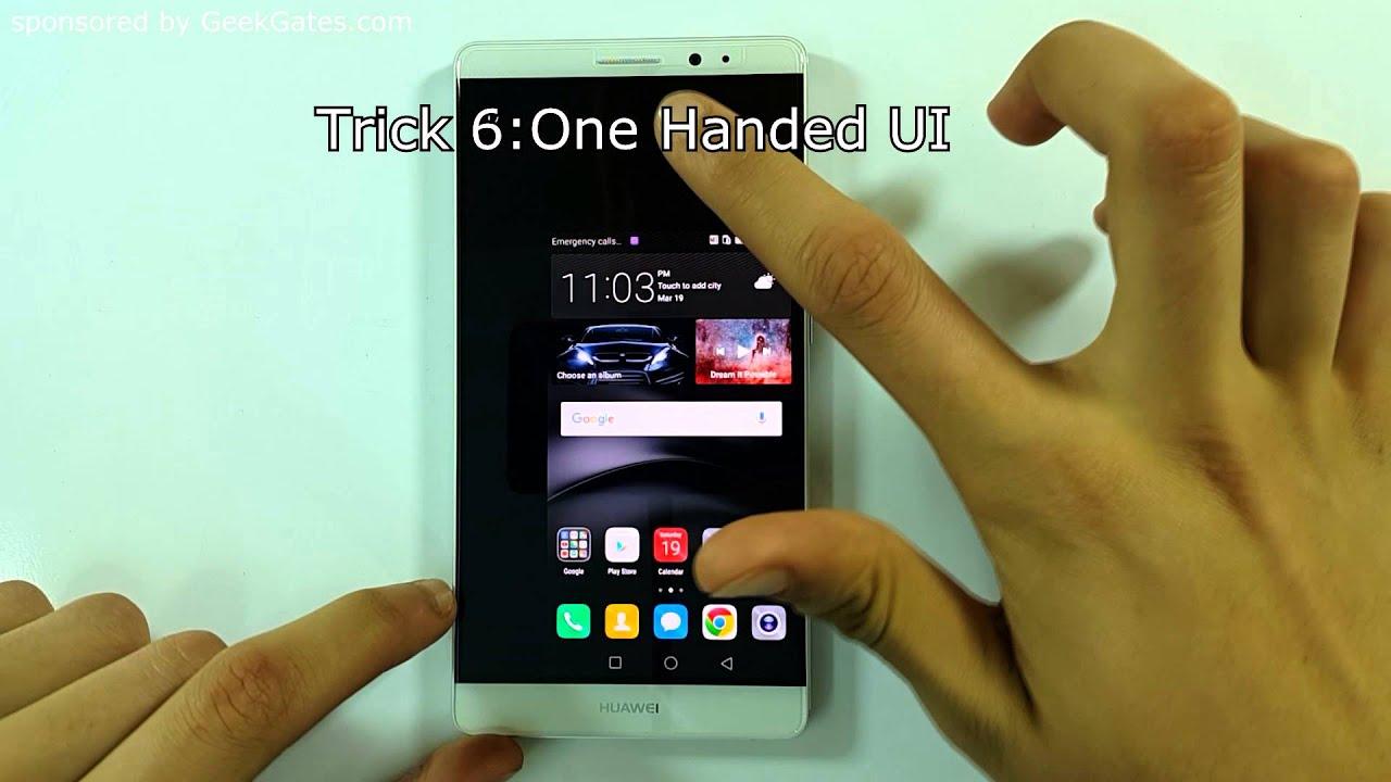 40 Huawei Mate 8 Tips Tricks: Huawei Mate 8 Tips & Tricks