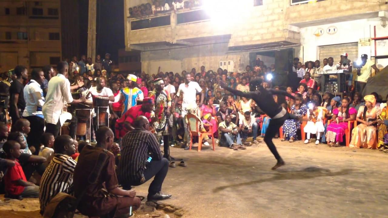 #Sabar Senegal Sing Sing family  & Ballago Boyz