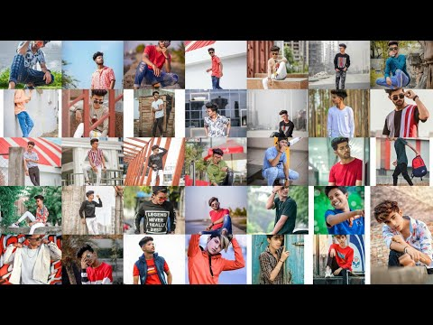 New men pose for photography    New man pose 2020    dslr pose    new pose for men