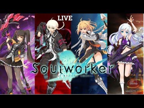 Soul Worker Live - Chillen