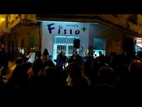 Vikingos verbena 17.11.2017 junto vias Murcia(1)
