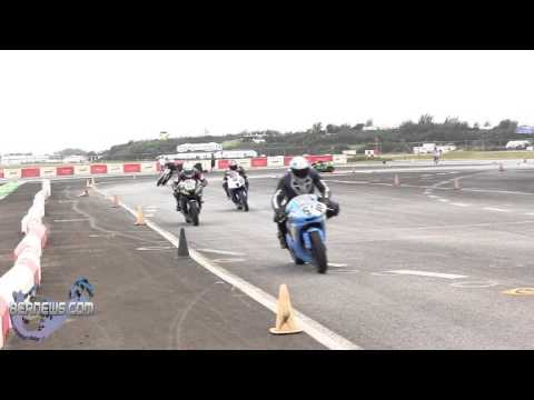 #2 BMRC Motorcycle Racing At Southside, Oct 21 2012