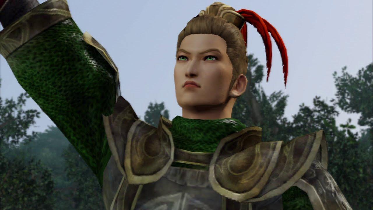 Dynasty Warriors 8 - Liu Bei Marry with Sun Shang Xiang