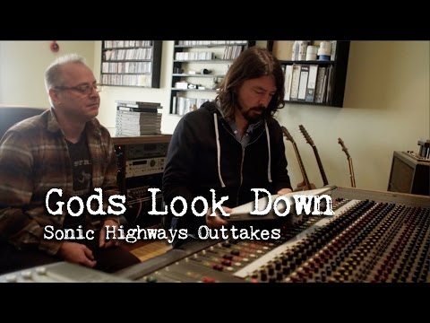 """""""Gods Look Down"""" Sonic Highways outtakes"""