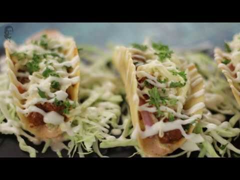 Chole Tacos | Sanjeev Kapoor Khazana